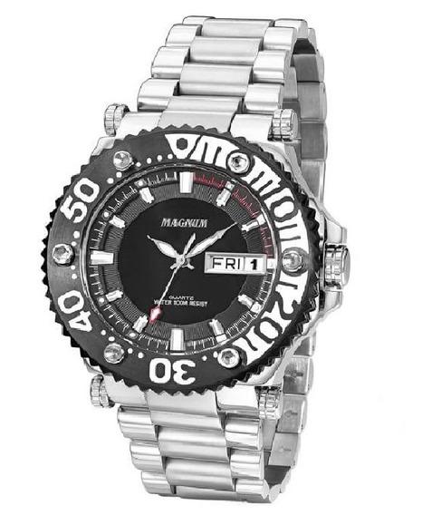 Relógio Magnum Business Masculino Ma32149t