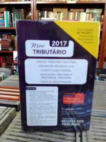 Mini Tributario 2017 7 Edicao Ainda Lacrado