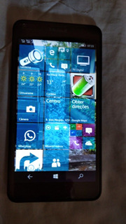 Celular Microsoft Windows Phone Lumia 640 Smartphone