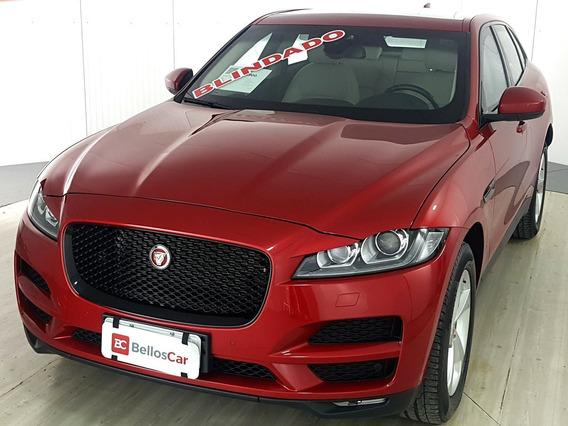 Jaguar F-pace 2.0 16v Turbo Diesel Prestige Awd 4p Autom...