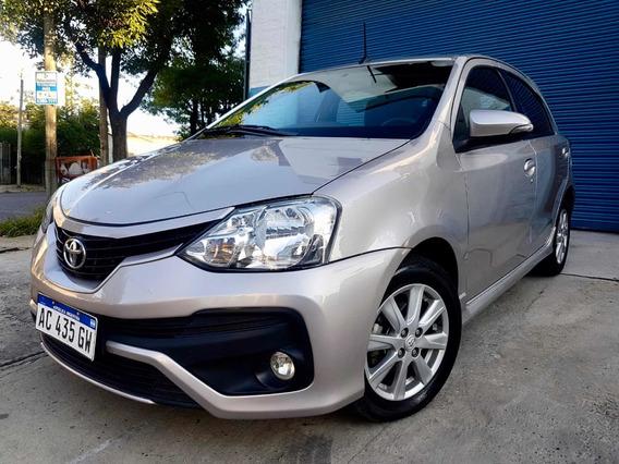 Toyota Etios Xls Automatico