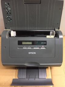 Usado Scanner De Mesa Epson Gt S55