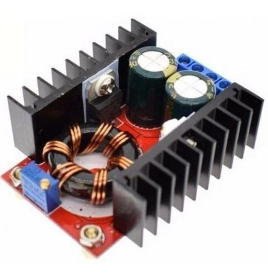Step Up 150w Regulador De Tensão Conversor Dc Dc 12 ~ 35v