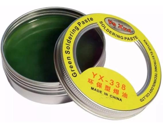 Pasta De Solda Para Processos De Soldagem Yaxun Yx338 Yx-338