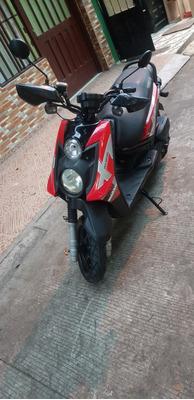 Yamaha Bws 125 Modelo 2012