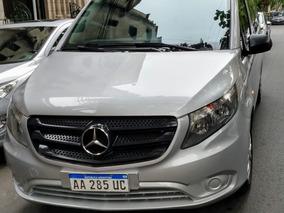 Mercedes-benz Vito 1.6 111 Cdi Furgon Mixto -manual-