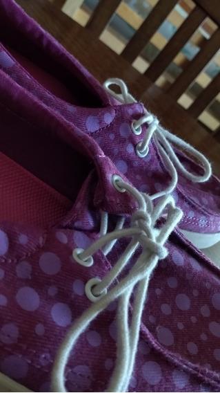 Zapatillas Vans Náuticas Originales! N° 36