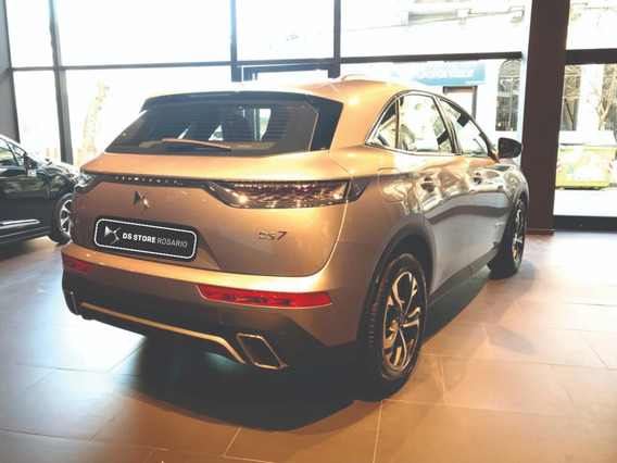 Ds 7 Crossback Puretech Automatic Be Chic At8 1.6 165cv
