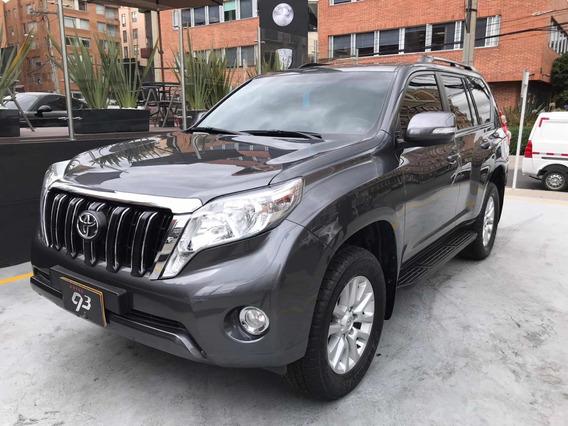 Toyota Prado Txl Diésel