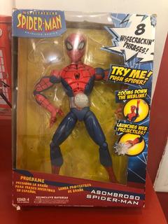 Hombre Araña Articulado. The Spectacular.