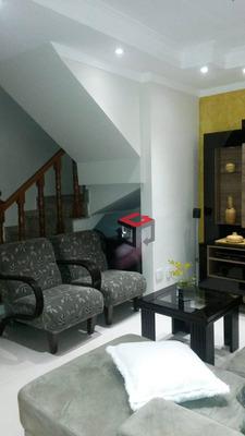 Sobrado Com 3 Dormitórios À Venda, 107 M² Por R$ 425.000 - Demarchi - São Bernardo Do Campo/sp - So22674