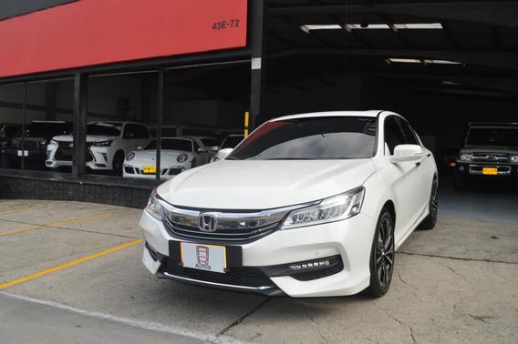 Honda Accord 4dr Ex L V6p