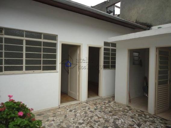 Casa Na Barra Funda À Venda, Térrea Com 128 M² De Área Construída E 194² De Área Total - Ca0326ati