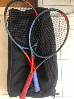Vendo 2 Raquetes De Tenis Head Radical Mp Seminova
