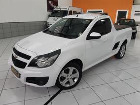 Chevrolet Montana Sport 2015 Branca 1.4 Flex Completa Acess