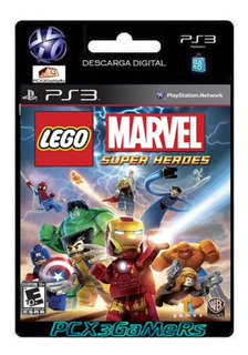 Ps3 Juego Lego Marvel Super Heroes Pcx3gamers