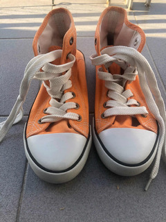 Zapatillas Marca H&m Botitas Talle 32