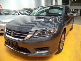 Honda Accord Lx Cvt L4 2013