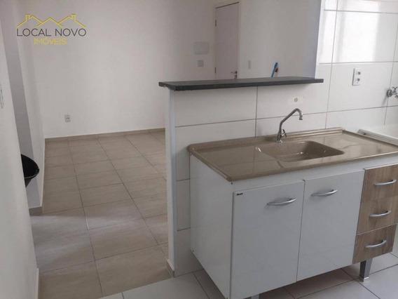 Apartamento Com 2 Dormitórios Para Alugar, 48 M² Por R$ 780/mês - Vila Alzira - Guarulhos/sp - Ap0544