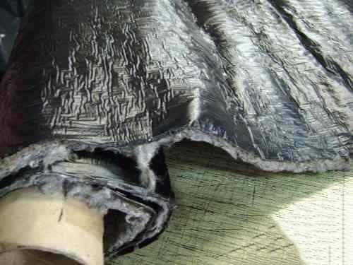 Aislante Fieltro Reforzado Membrana Auto Calor Frio Ruido