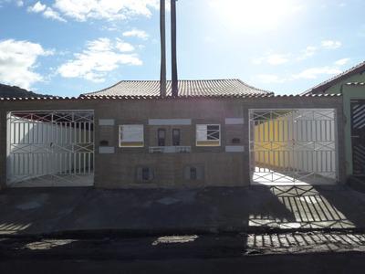 Casa Excelente,belissima Em Mongaguá! Em Bairro Residencial!