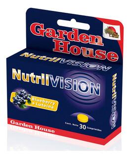 Garden House Nutrilvision 30 Comp Con Luteina Salud Ocular