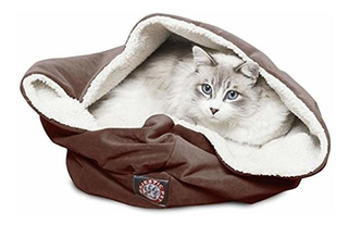 Ante In. Burrow Cat Bed