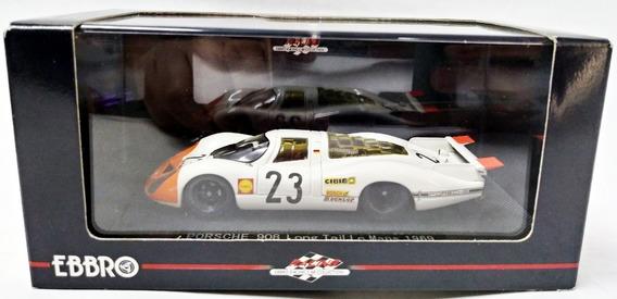Porsche 908 Long Tail Le Mans 1969 - 1/43 Ebbro