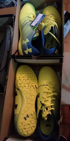 Zapatos Baby Under Armour Tallas 44.4 Y 41 Nuevas