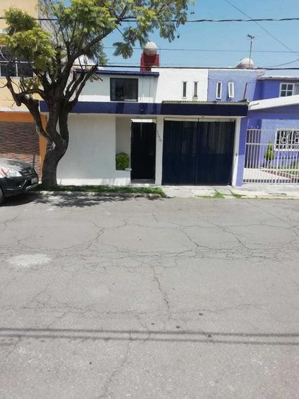 Hermosa Casa En Venta En Fraccionamiento Cerrado