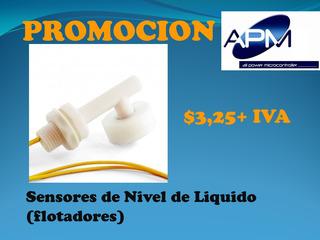 Sensor Nivel De Liquido