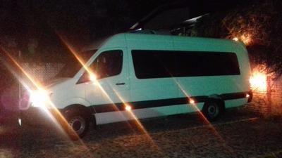 Renta Camionetas Vans Sprinter Turística Con Operador Cancun