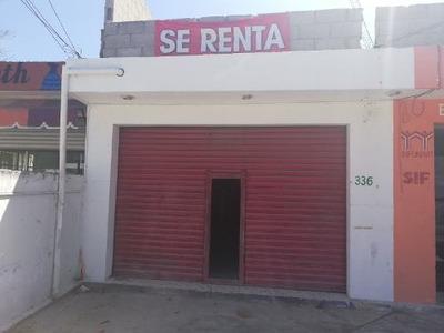 Renta De Local Comercial En Res. Pensiones, Próximo Al Imss La Ceiba