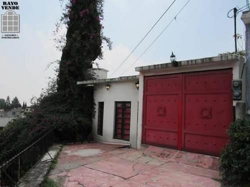 Casa - Fuentes De Tepepan