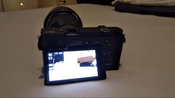 Sony A6000 (corpo)+3baterias+sd32gb+bolsa+frete Grátis