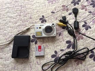 Camara Fotografica Sony, Cybershot, 8.1 Mpx