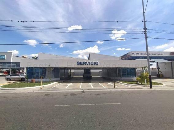 Galpon En Alquiler Barquisimeto Oeste 20-8291 Jg