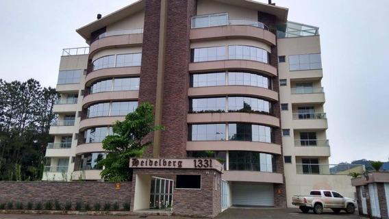 Apartamento Com 3 Dormitórios À Venda, 215 M² Por R$ 1.200.000,00 - Centro - Pomerode/sc - Ap0662