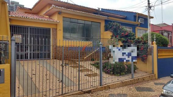 Casa À Venda Em Bosque - Ca267035