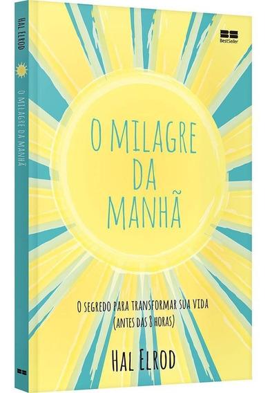 Livro O Milagre Da Manhã Promoção Livro Físico Envio 10,00