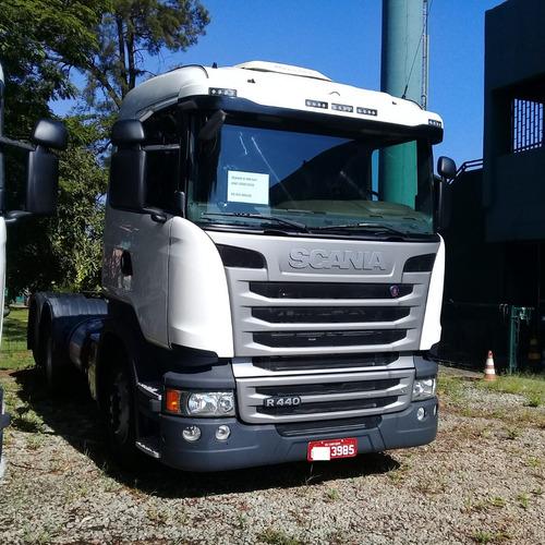 Scania R 440 2018 Com Retarder 3985