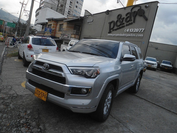 Toyota 4 Runner Limited 4.000cc 2018