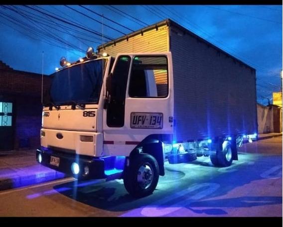 Ford Cargo 815 Modelo 2006 Excelente Estado