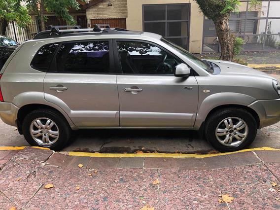 Hyundai Tucson 2.0 N 4wd Mt Cvvt 2008
