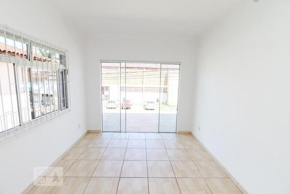 Casa Para Aluguel - Barreiros, 2 Quartos, 212 - 893036141