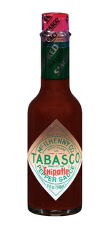 Tabasco Smoked Red Jalapenos Chipotle Pepper Sauce 148 Ml