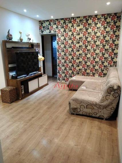 Cobertura Com 2 Dormitórios À Venda, 65 M² Por R$ 410.000 - Vila Metalúrgica - Santo André/sp - Co0650