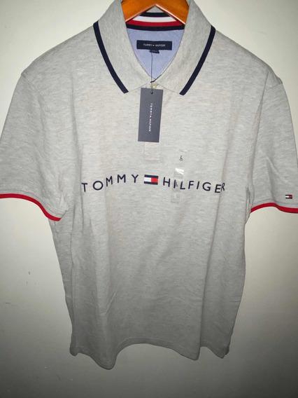 Polo Tommy Hilfiger Unica Talla Chica