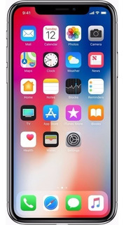 Apple iPhone X 256gb 12mp 100% Original