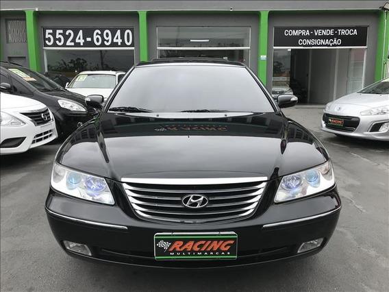 Hyundai Azera 3.3 2009 (top De Linha) (versão Black Edition)